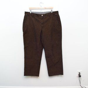 The North Face Micro Cord Pants 40 Brown